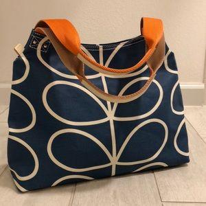 Orla Kiely Bags - orla kiely spring bloom classic zip shoulder bag 77e1a3b81dc02